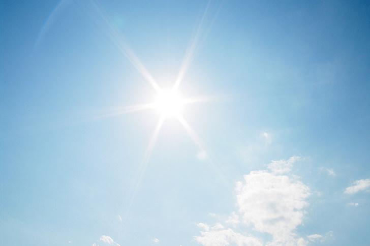 5月は老化原因の紫外線量がピーク!?