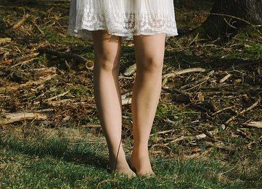 膝周りが気になる…膝肉のたるみ解消で足全体がスッキリ!